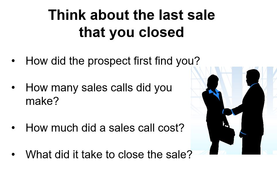 Last Sale closed