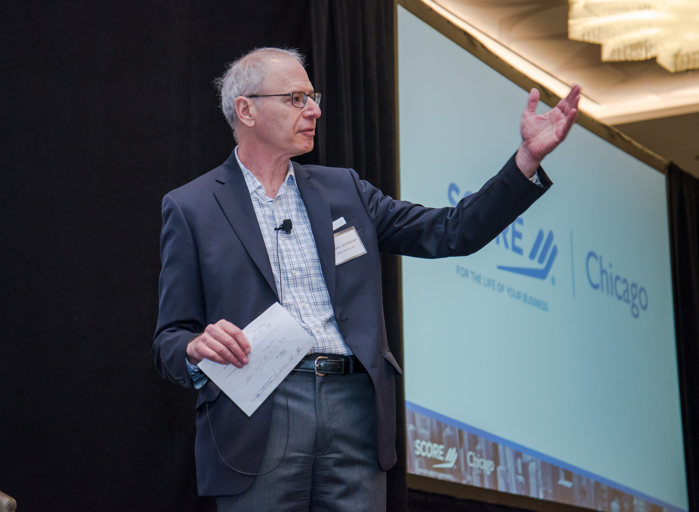 Images from SCORE Business Forum – scroll through the pictures
